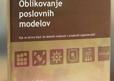 Book / Business model design