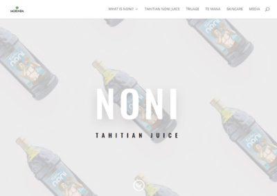 Noni Tahitian Juice