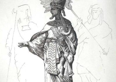 Egyptina costume